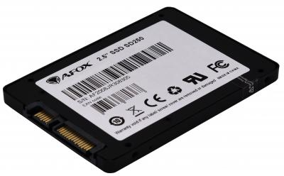 AFOX SD250-512GN SSD 512GB 2.5' 560-490MB/S  SATA3 3D TLC