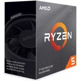 AMD 100-100000022BOX CPU  Ryzen 5 3600X 3.8/4.4GHz AM4
