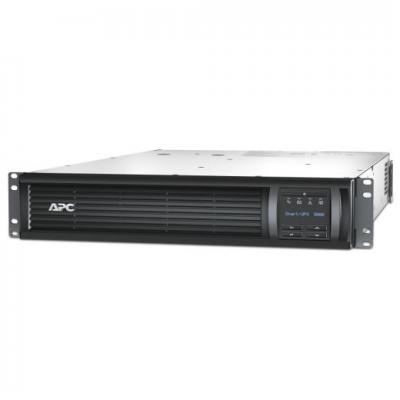 APC SMT3000RMI2UNC APC Smart-UPS 3000VA LCD RM 2U 230V with Network Card