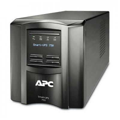 APC SMT750IC APC Smart-UPS 750VA LCD 230V with Smartconnect