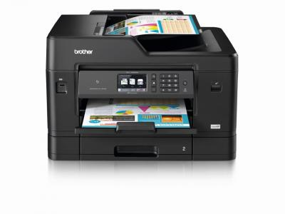 BROTHER MFC-J3930DW Color Inkjet MFP Fakslı WiFi 35PPM A3Yazıcı