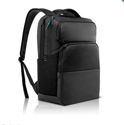 DELL A-460-BCMN Pro Backpack 15 - PO1520P - Fits most laptops up to 15""