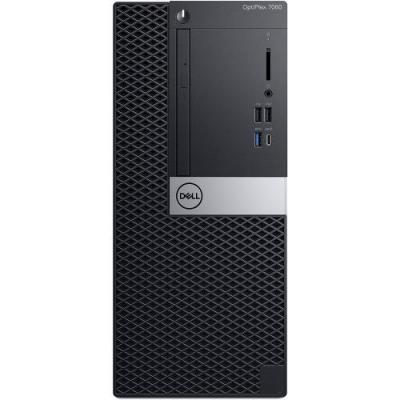 DELL N031O7060MT_W Optilex 7060, Ci5-8500, 8GB, 256GB SSD, Windows 10 Pro