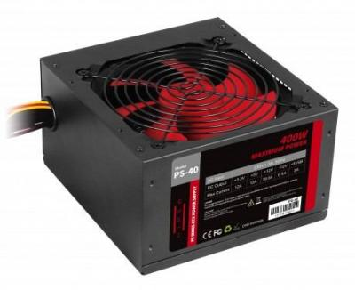 HIPER PS-40  PS-40 400W 12 CM FAN POWER SUPPLY