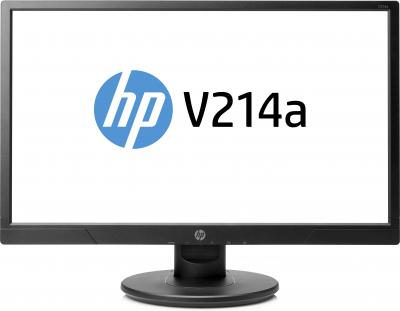 "HP 1FR84AA 20.7"" 1920x1080 5ms 60Hz HDMI,VGA Siyah LED Monitör"