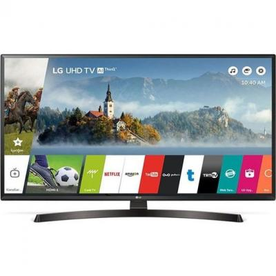 "LG 49UK6470  49"" 124cm 4K Uydu Alıcılı Smart LED TV"