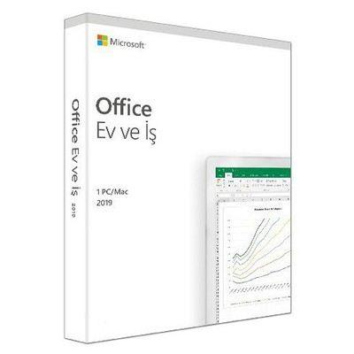 MICROSOFT T5D-03219 MS OFFICE 2019 HOME AND BUSINESS INGILIZCE KUTU