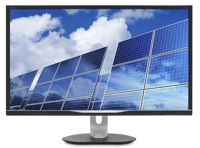 PHILIPS 328B6QJEB-00 31.5'IPS 2560x1440 5ms VGA,DVI,DP,HDMI,USB Pivot Monitör