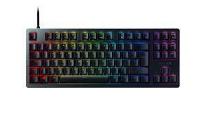RAZER RZ03-03080300-R3G1 Kablolu Huntsman Tournament Edition Siyah Gaming Klavye(US)