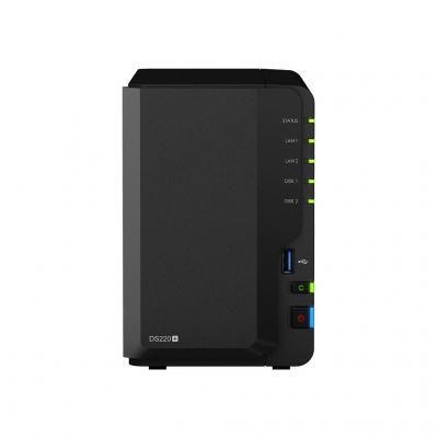 "SYNOLOGY DS220PLUS NAS SERVER 2AD 3,5""DISK DESTEKLI STORAGE"