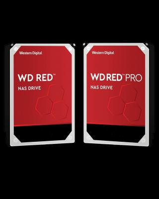 WD WD101EFAX 3.5'  10TB  5400RPM SATA3 64MB RED