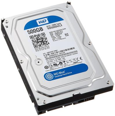 WD WD5000AZLX DSK 3.5'  500GB 7200RPM SATA3  64MB BLUE